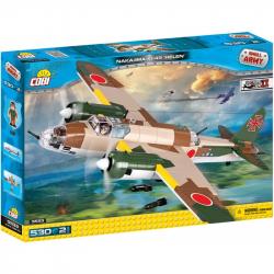 Cobi Klocki SMALL ARMY Nakajima Ki-49 Helen 530 elementów