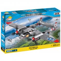 Small Army Lockheed P-38 Lightning