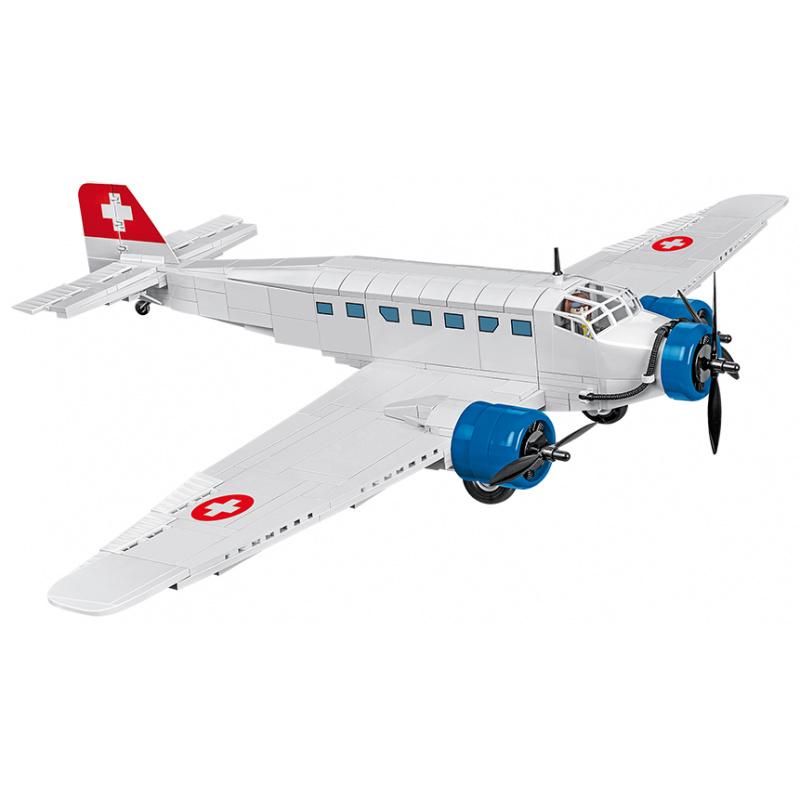 Cobi 5711 SMALL ARMY - Junkers JU-52 / 3M, 542 k, 1 f
