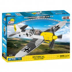 COBI 5715 World War II Stíhacie lietadlo Messerschmitt BF-109 F-2