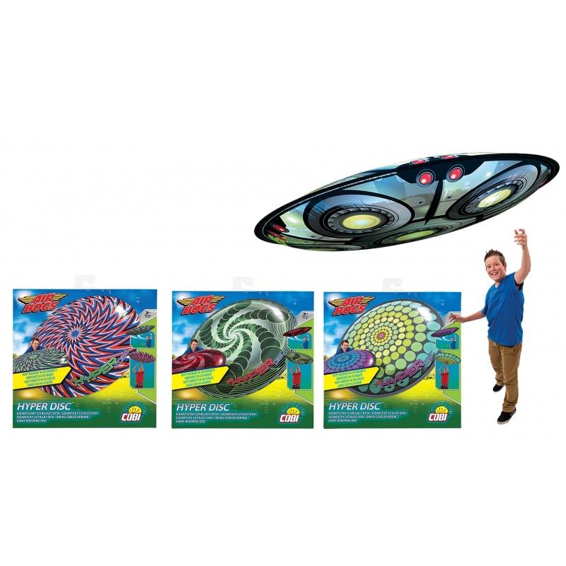 AIR HOGS Hyper disc, 4 druhy