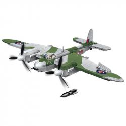 Stavebnica II WW De Havilland Mosquito FB MK VI, 452 k, 1 f