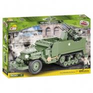 Cobi 2499 SMALL ARMY - M16 Half-track