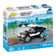 ACTION TOWN - Policie 90 k, 2 f