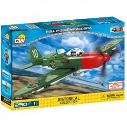 COBI Small Army - Bell P-39Q Airacobra - amerykański samolot myśliwski 5547