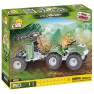 Cobi 2150 SMALL ARMY - ATV s avangerem, 60 k, 1 f