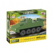 COBI 2241 Small Army NANO lehký obrněný transportér LAV III APC