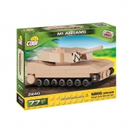 COBI 2240 Small Army Nano tank M1 ABRAMS