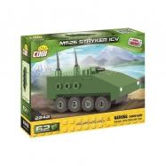 Cobi 2242 SMALL ARMY Nano M1126 Stryker ICV, 62 k