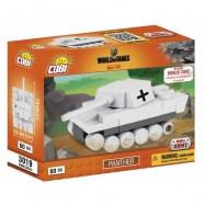 COBI 3017 WORLD of TANKS Nano Tank Panther, 60 k