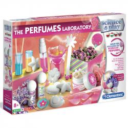 Laboratórium na výrobu parfumov