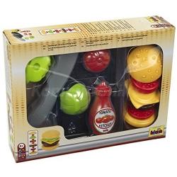 Sada na výrobu hamburgerov