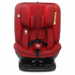 Autosedačka 0 - 36 kg Isofix Hevelius 2020 - red melange