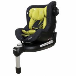Coto Baby Autosedačka Solario s 360 ° otáčením, ISOFIX systémem, protisměr, 0 - 18 kg, olive