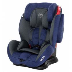 Coto Baby, Salsa, Fotelik samochodowy, 9-36 kg, Blue Melange