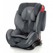 Coto Baby, Salsa Q Pro, Fotelik samochodowy, 9-36 kg, Grey Melange