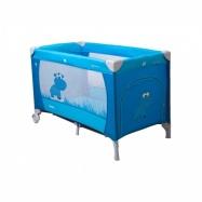 Cestovní postýlka Samba Plus - modrá