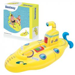 Żółta łódź podwodna 165x86 cm