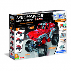 Mechanická laboratoř - monster truck