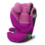 Cybex Solution S i-Fix Magnolia Pink