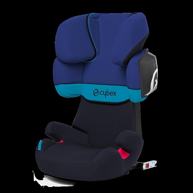 Cybex Solution X2-FIX Blue Moon 2017