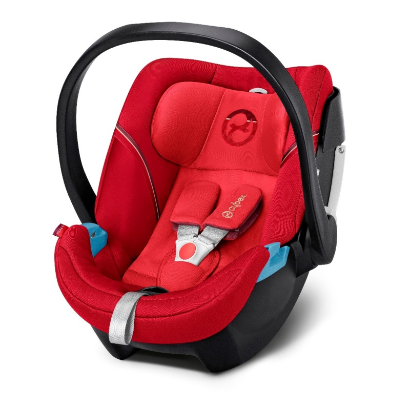 Cybex Aton 5 Infra Red 2017