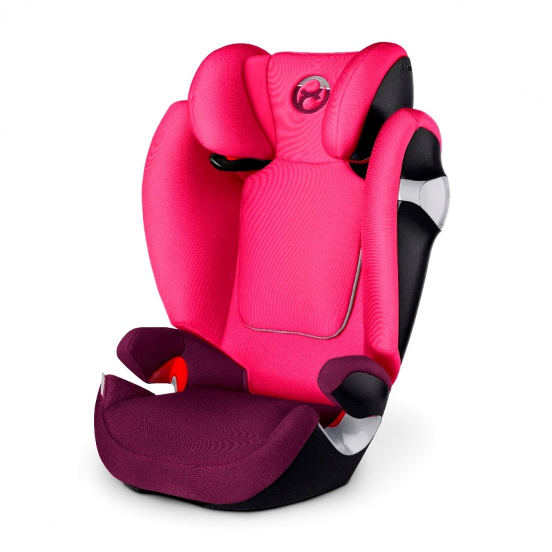 Cybex Solution M Mystic Pink 2017