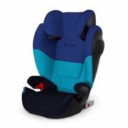 Cybex Solution M-fix SL Blue Moon 2018