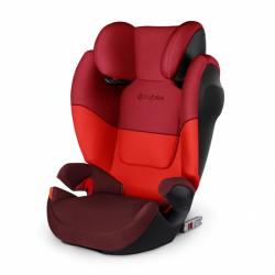 CYBEX Solution M-FIX SL (15-36 kg) Fotelik samochodowy – Rumba Red 2020