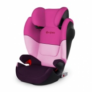 Cybex Solution M-fix SL Purple Rain 2018