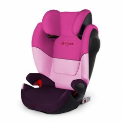 CYBEX Solution M-FIX SL (15-36 kg) Fotelik samochodowy – Purple Rain 2018