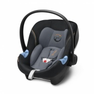 Cybex Aton M i-Size Pepper Black 2018