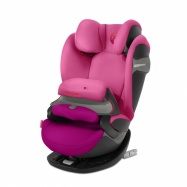 Cybex Pallas S-fix Passion Pink 2018