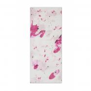Plenka Basic 70 x 80 cm - Dino růžový v bílé