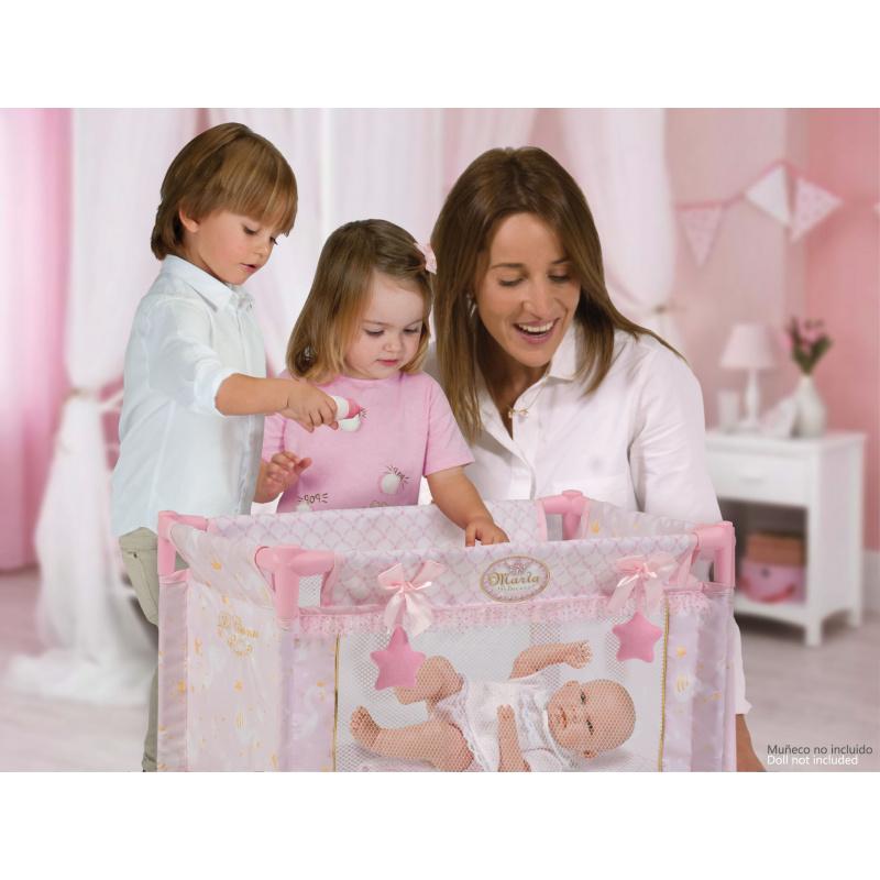 DeCuevas Cestovní postýlka pro panenky Maria