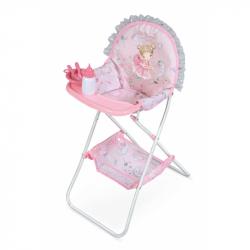 DeCuevas 53234 Skladacia jedálenská stolička pre bábiky s doplnkami Magic Maria 2020