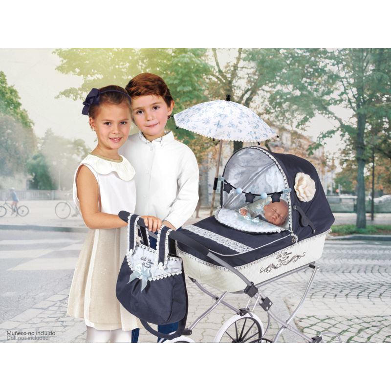 DeCuevas Skládacís deštníkem Clasic Romantic 2019-V