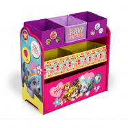 Box na hračky - Organizér  Tlapková patrola Pink Paw Patrol tb83328pw