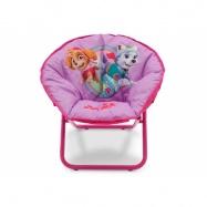 Dětská rozkládací židlička - Tlapková patrola Pink tc83534pw