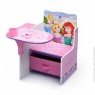 Dětská židlička se stolečkem Princess TC85849PS