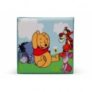 Box na hračky - taburet  Medvídek Pú TC85872WP