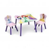Dětský dřevěný stůl Princess III  TT89511PS