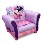 Disney dětské čalouněné křesílko Minnie Mouse TC85604MM