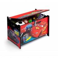 Dřevěná truhla na hračky Cars 2 TB84491CR