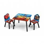 Dětský stůl s židlemi Cars II TT89504CR