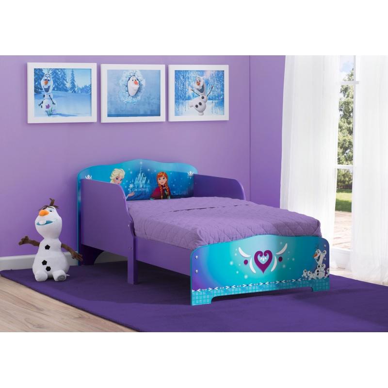 Dětská dřevěná postel Frozen BB86918FZ