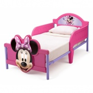 Dětská postýlka  Minnie Mouse 2 BB86682MN