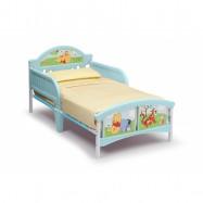 Dětská postel Medvídek Pú BB87061WP