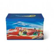 Box na hračky - Látková truhla Cars TB84834CR