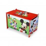 Box na hračky - dřevěná truhla  Mickey Mouse Myšák